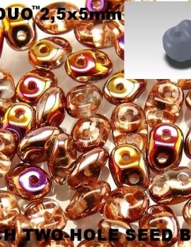 Superduo - Crystal Sliperit