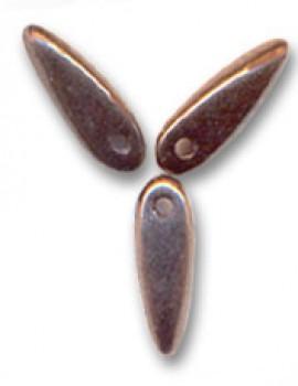 lándzsa 3x11 mm - dark bronz