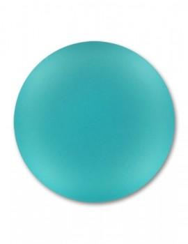 Lunasoft cabochon 24 mm - Blue Zircon