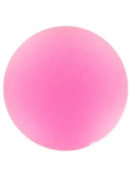 Lunasoft Cabochon 18 mm - Fluoreszkáló Rózsa