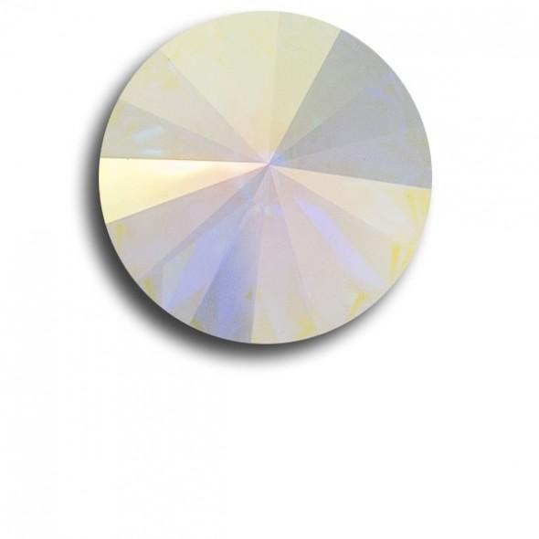 Swarovski rivoli 8 mm- Crystal AB -1 db