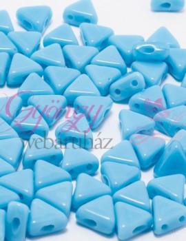 Kheops par Puca 6 mm-Opaque Turquoise Blue-10 gr