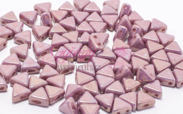 Kheops par Puca 6 mm-Op.Mix Violet Gold Ceramic Look-10 gr