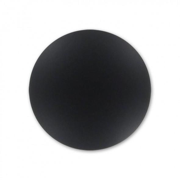 Lunasoft Cabochon 24 mm-Fekete