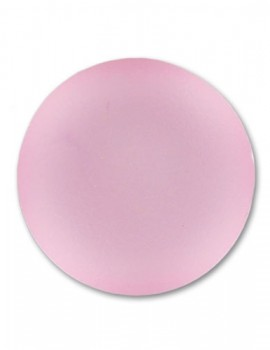 Lunasoft cabochon 18 mm-Light Rose