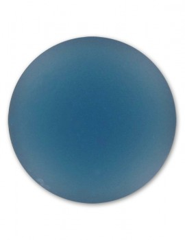 Lunasoft cabochon 18 mm-Denim Blue-1 db