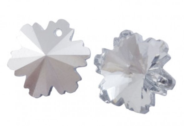 Hópehely-silver shade-1 db