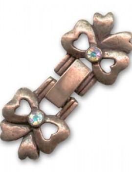 Masnis órakapocs-bronz-1 db