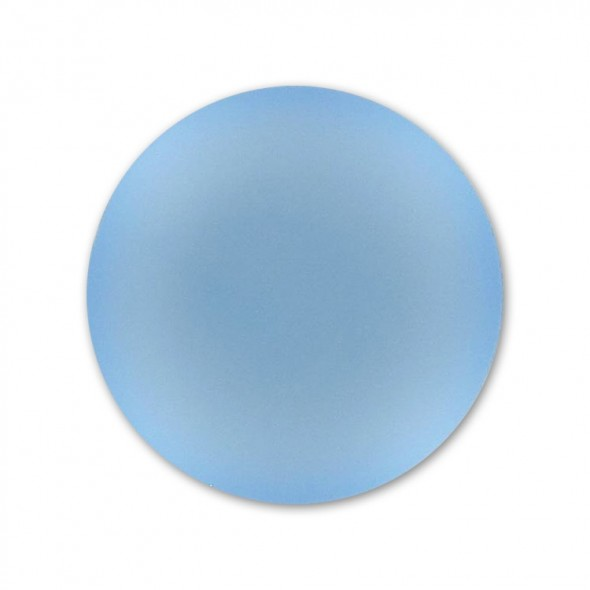 Lunasoft cabochon 24 mm-Sky blue