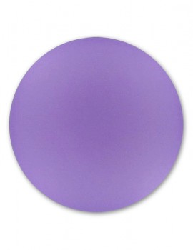 Lunasoft cabochon 24 mm-Violet