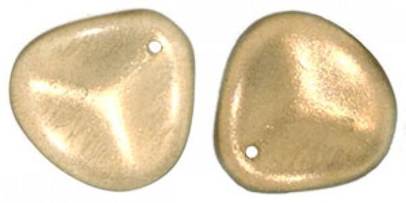 szirom 14x13 mm-halo linen-5 db