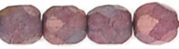 cseh csiszolt 4 mm-mat lust.met.amethyst-40 db