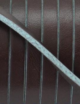 5x1,5 mm bőr-barna-1 cm