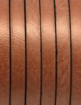 5x1,5 mm bőr-Copper-1 cm