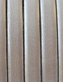 5x1,5 mm bőr-Metaál white-1cm