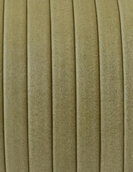 5x1,5 mm bőr-Khaki-1 cm