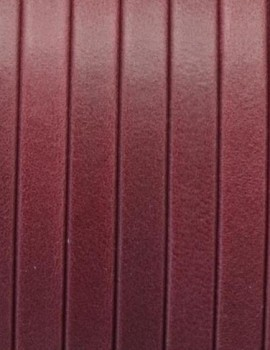5x1,5 mm bőr-Málna-1 cm