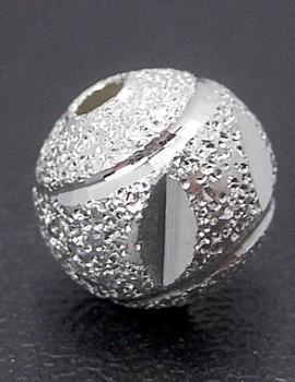 8 mm golyó-ezüst-1 db