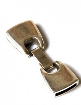 Közepes (13mm) beakasztós kapocs-ezüst-1 db