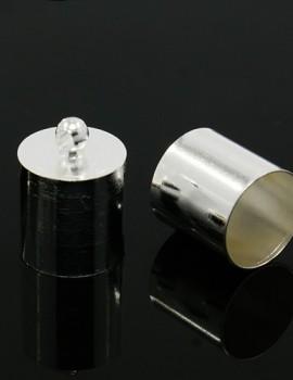Végzáró 9 mm-Ezüst-1 db
