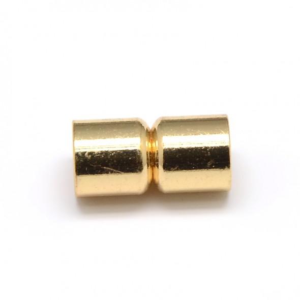 Végzárós kapocs 8 mm-Arany-1 db