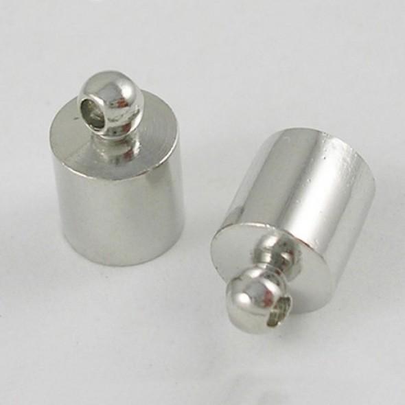 Végzáró 6 mm-Platinum-1 db