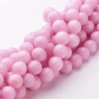 Jáde golyó 10 mm-Pink-1 db