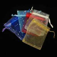 Organza tasak-vegyes szín-1 db